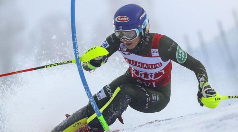 Ski alpin - Mikaela Shiffrin remporte le slalom d'ouverture à Levi