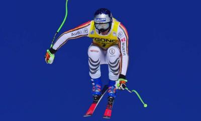 Ski alpin - Thomas Dressen enlève la descente de Lake Louise