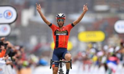 Vincenzo Nibali visera le Giro, les JO et les Mondiaux en 2020