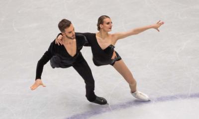 Équipe française 2019 - Gabriella Papadakis et Guillaume Cizeron (3èmes), seuls au monde