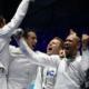 Équipe française 2019 - Les Bleus de l'épée (10èmes) au sommet de leur art