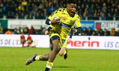 ASM Clermont - Fin de saison pour Samuel Ezeala