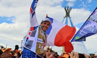 Champion français 2019 - Bastien Midol (10ème), roi du skicross