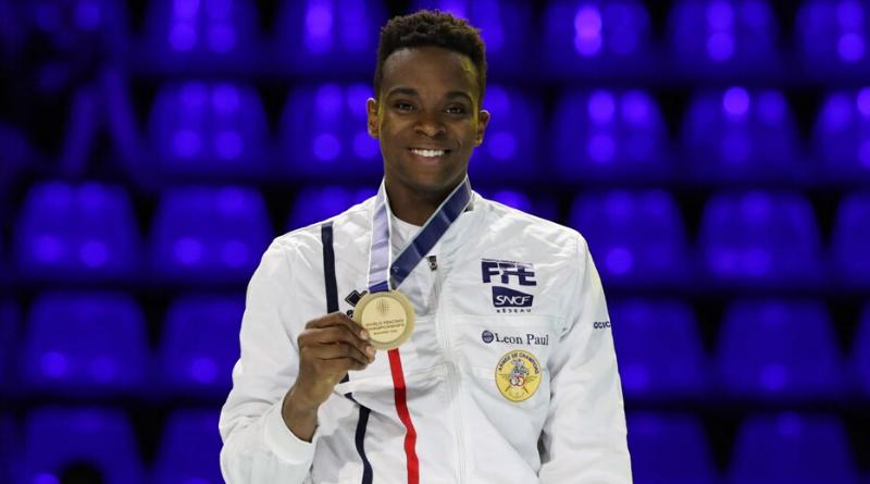 Champion français 2019 - Enzo Lefort (8ème), un fleurettiste en or