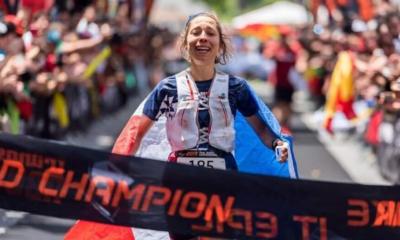 Championne française 2019 - Blandine L'Hirondel (7ème), Reine du Trail