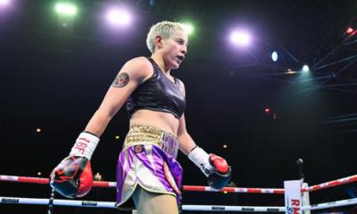 Championne française 2019 - Maïva Hamadouche (8ème), la patronne sur le ring