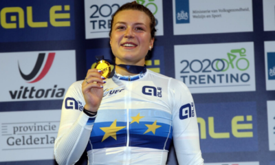 Championne française 2019 - Mathilde Gros (6ème), la piste aux étoiles