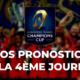 Champions Cup - 4ème journée - Nos pronostics pour les clubs français
