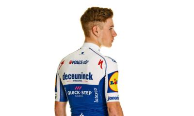 Deceuninck - Quick-Step dévoile son maillot pour 2020