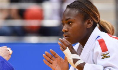 Judo - Clarisse Agbegnenou n'est plus invincible