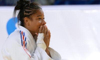 Judo - Masters Qingdao - Fanny-Estelle Posvite domine Audrey Tcheuméo chez les - de 78kg