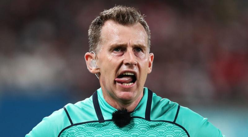6 Nations : Les arbitres désignés pour les 5 matchs du XV de France