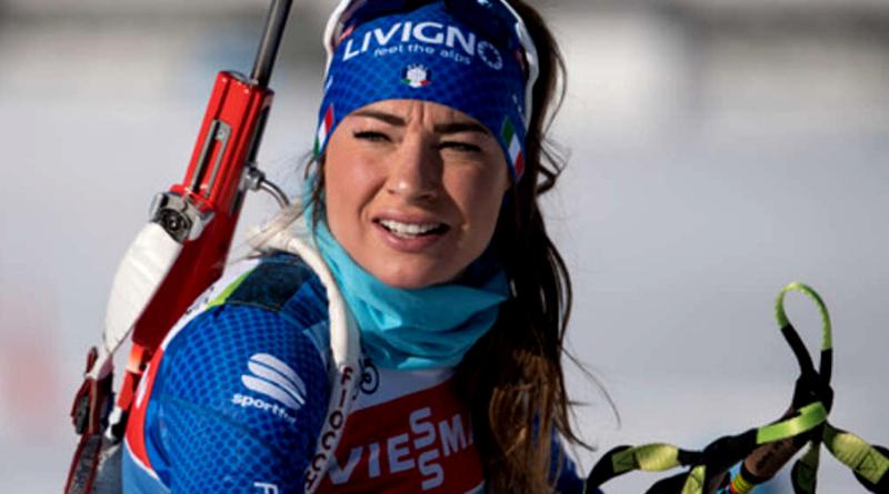 Ostersund - Dorothea Wierer marque son territoire en remportant le sprint