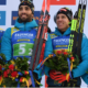 Ostersund - La Norvège remporte le relais hommes devant la France