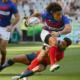 Sevens - Les Bleus se jouent de l'Argentine pour accéder aux demi-finales à Cape Town