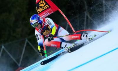 Ski alpin - Alexis Pinturault impérial lors du Combiné de Bormio