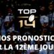 Top 14 - Nos pronostics pour la 12ème journée