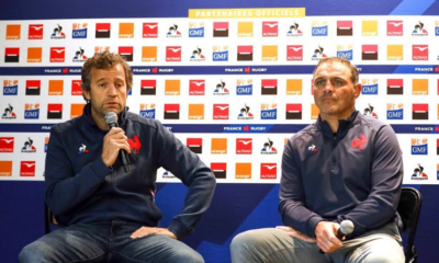 XV de France - 6 Nations - Une liste de 42 joueurs dévoilée le 8 janvier prochain