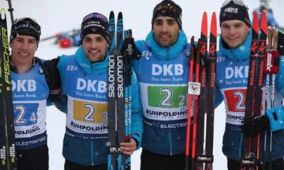 Biathlon - Ruhpolding - Le relais exceptionnel des Bleus à la loupe