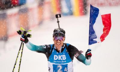 Biathlon - Ruhpolding - Les Bleus triomphent sans trembler sur le relais hommes