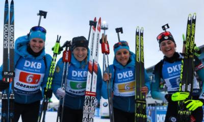 Biathlon - Ruhpolding - Notre pronostic pour le relais femmes