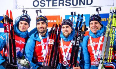 Biathlon - Ruhpolding - Notre pronostic pour le relais hommes