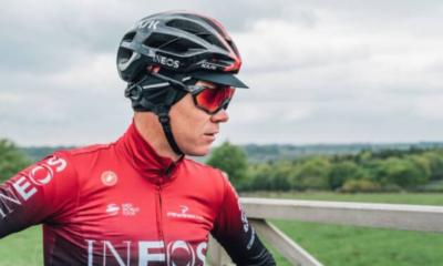 Chris Froome quitte prématurément le camp d'entraînement d'INEOS en Espagne
