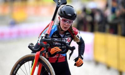 Cyclo-cross UCI de Troyes - Aniek Van Alphen s'impose en patronne
