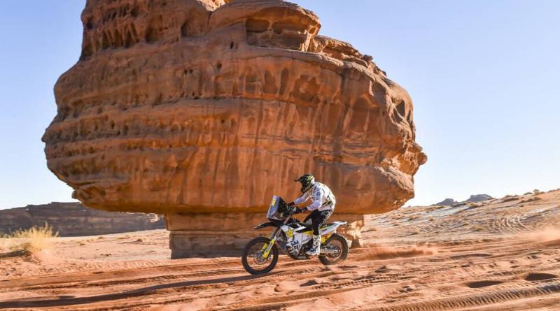 Dakar 2020 - Le parcours de la 4ème étape