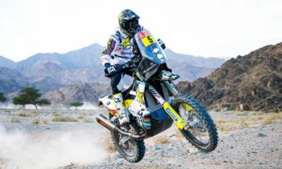 Dakar 2020 - Le parcours de la 5ème étape
