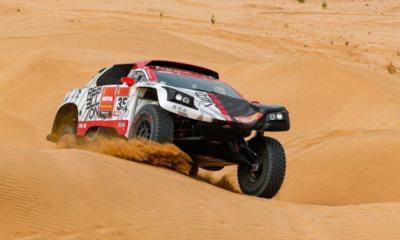 Dakar 2020 - Le profil de la 1ère étape entre Jeddah et Al Wajh