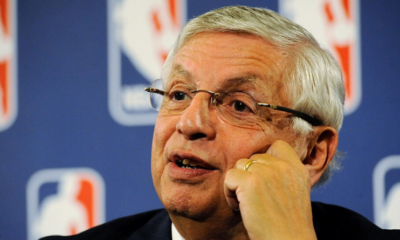 David Stern, ancien patron de la NBA, est décédé