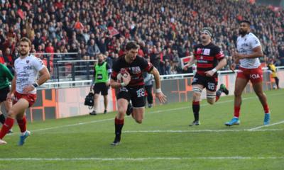 Top 14 : Le LOU frappe fort face à Toulon