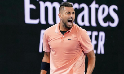 [Vidéo] Quand Nick Kyrgios imite Rafael Nadal en plein match