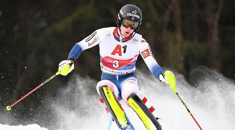 Ski alpin - Clément Noël troisième du slalom de Kitzbühel, Daniel Yule vainqueur