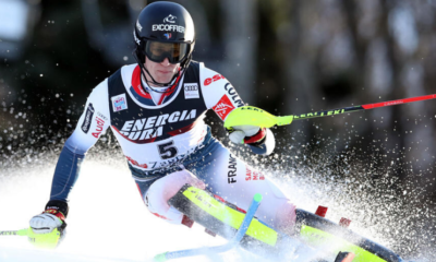 Ski alpin - Le Français Clément Noël remporte le slalom de Zagreb