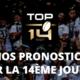 Top 14 - Nos pronostics pour la 14ème journée