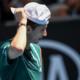 Ugo Humbert très affecté par son élimination au 1er tour de l'Open d'Australie