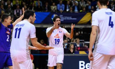 Volley - TQO - La France dompte l'Allemagne et verra Tokyo 2020