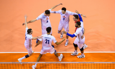 Volley - TQO - La France en finale après sa victoire au cinq sets face à la Slovénie