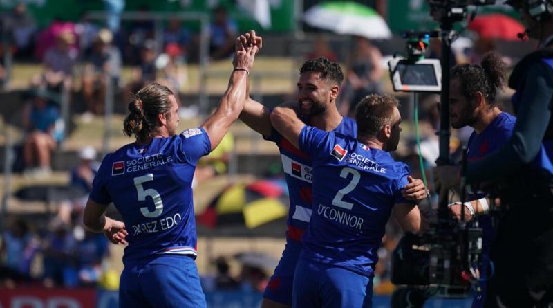 Le Canada obtient l'argent en Nouvelle-Zélande — Rugby à sept