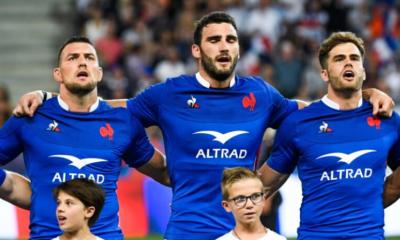 XV de France - La liste des 42 joueurs pour le Tournoi des 6 Nations