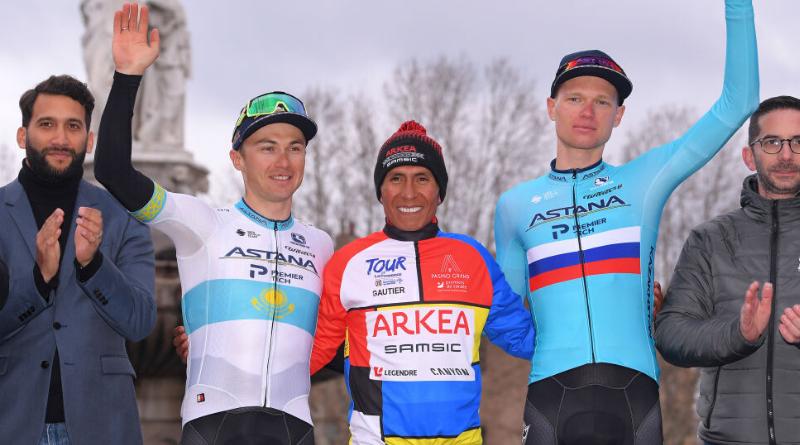 Tour de La Provence: Bouhanni premier leader