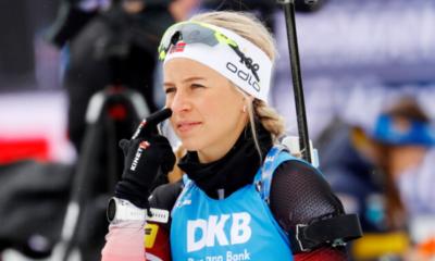Biathlon : Tiril Eckhoff forfait pour la reprise de la Coupe du monde ?