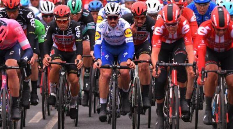 Calendrier Courses Cyclistes 2021 Cyclisme   Cyclisme : le calendrier World Tour masculin 2021