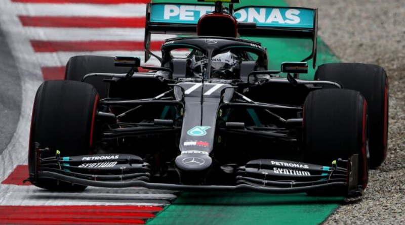 Grand Prix du 70ème anniversaire - Essais libres 1 : Bottas et Mercedes déjà au top