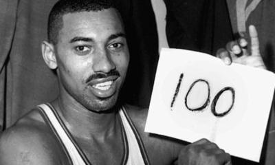 2 mars 1962 : Wilt Chamberlain inscrit 100 points dans un match NBA