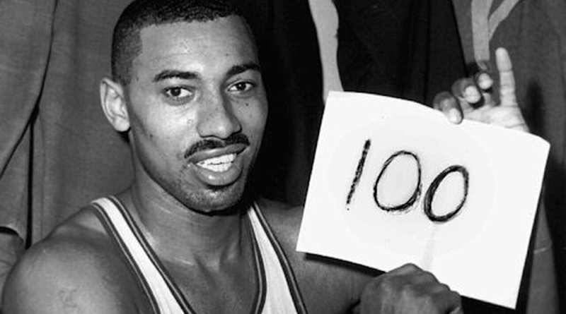 2 mars 1962 : Wilt Chamberlain inscrit 100 points dans un match NBA