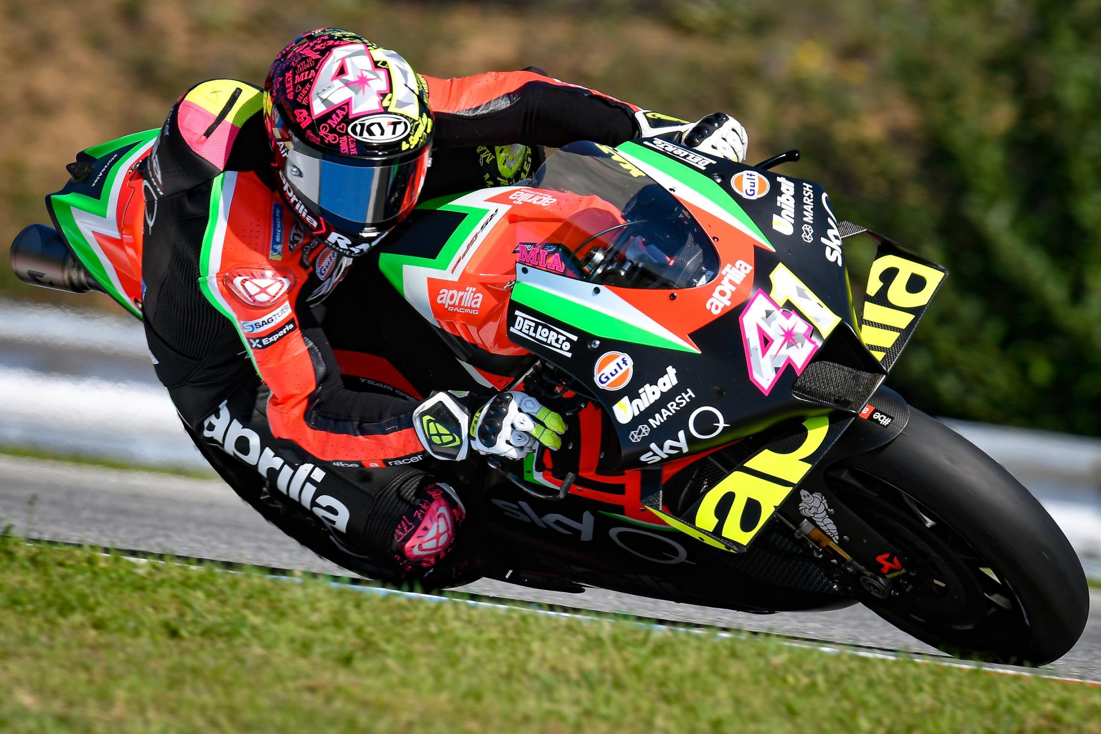Aleix Espargaro - Moto GP