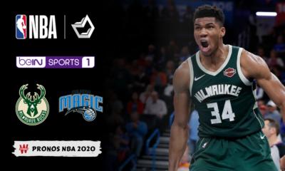 Basket - Playoffs NBA : notre pronostic pour Bucks - Magic (Game 1)